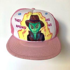 Alien Ball Cap